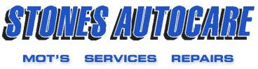 Stones Autocare Logo